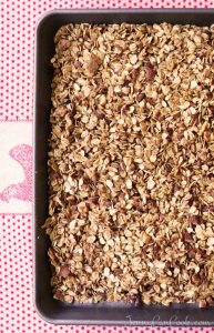 Best Recipe Homemade Granola