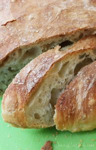No Dutch Oven No Knead Bread