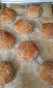 No Knead Crusty Rolls Jenny Can Cook