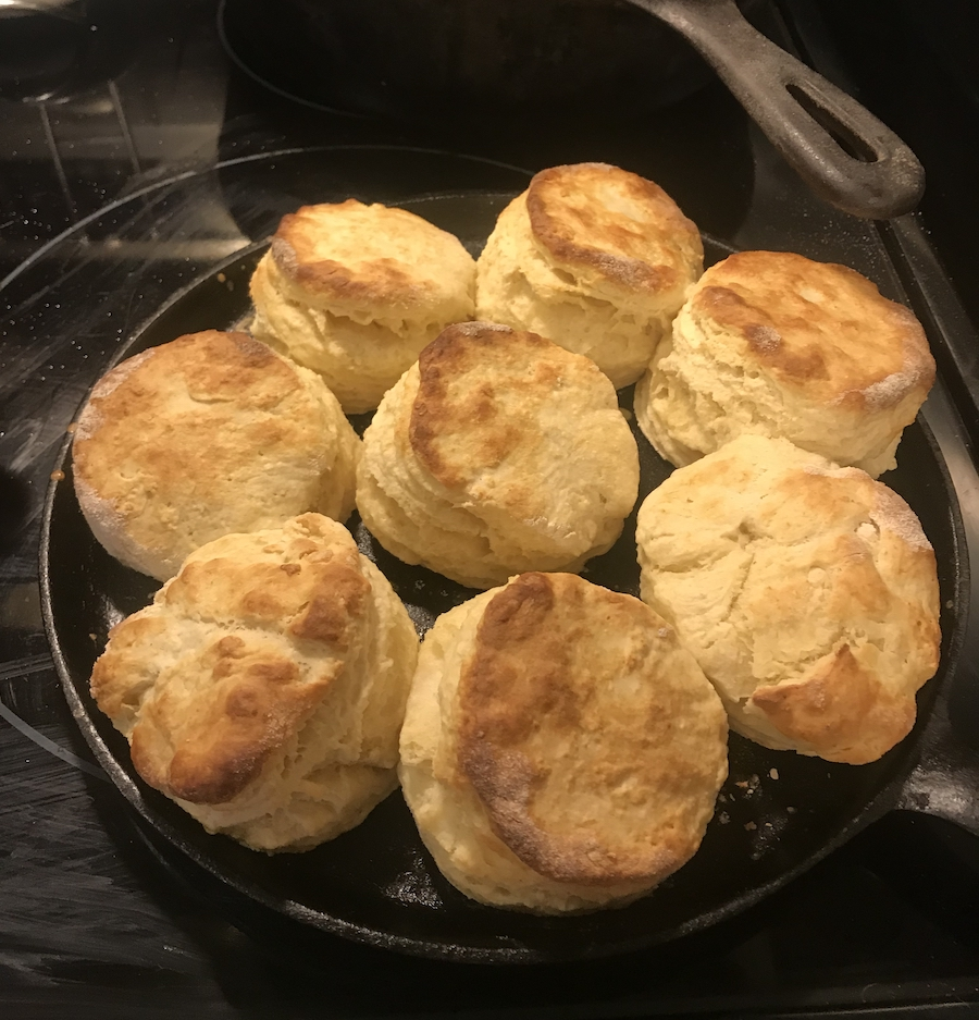 Jenny Can Cook Buttermilk Biscuits