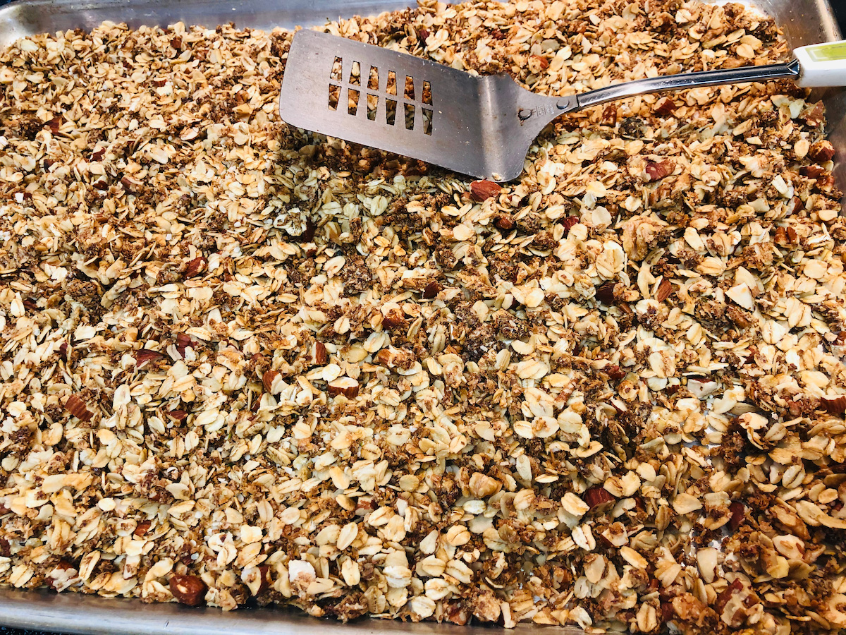 Jenny Can Cook Homemade Granola