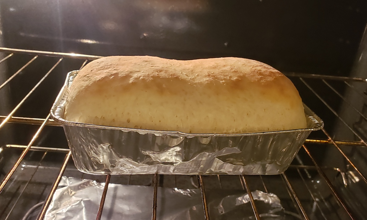 Easy Recipe White Bread