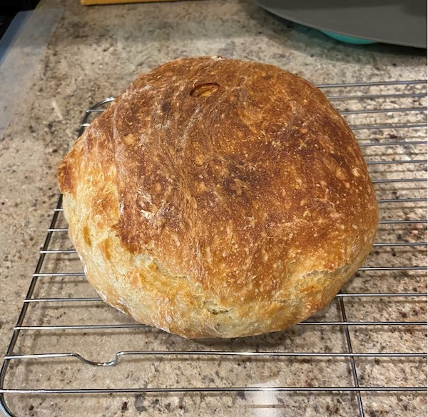 Jenny Can Cook Dutch Oven Bread