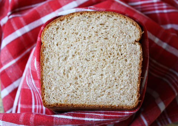 Wholw Wheat Sandwich Bread