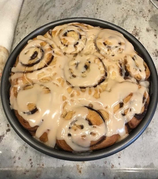 Jenny Can Cook Cinnamon Rolls