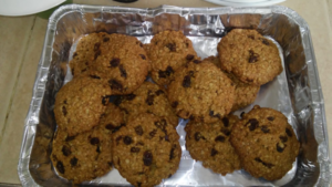 Soft Oatmeal Cookies Healthy