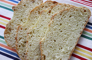 Quick Easy Bread - No Yeast