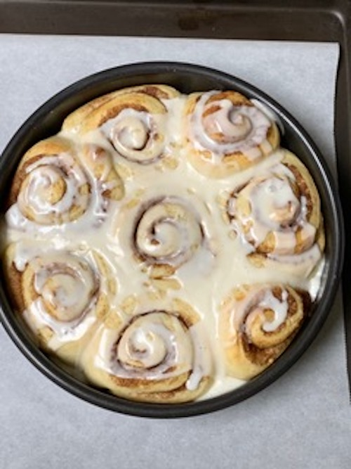 Best Recipe Cinnamon Rolls
