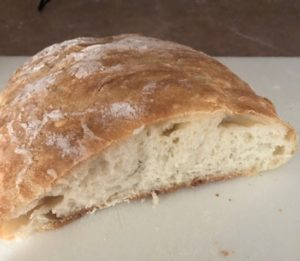Dutch Oven Ciabatta Bread