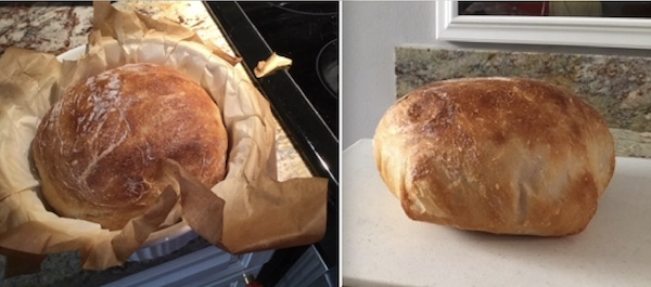 Faster Dutch Oven Bread