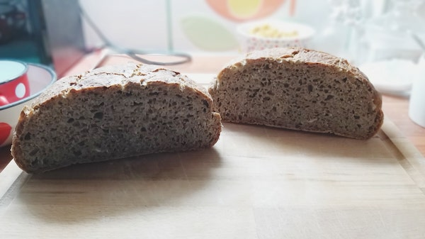 Healthy Quarantine Bread