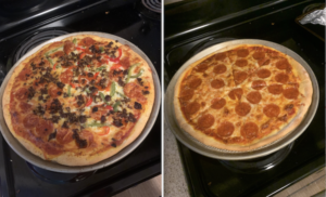 Jenny Can Cook Pizza