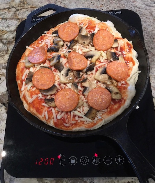 Easy Pan Pizza