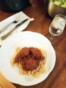 Quick Easy Spaghetti Meatballs