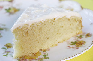 Quick & Easy Vanilla Cake