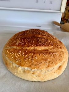 Dutch Oven Bread Quick