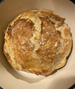 Fast Dutch Oven Bread
