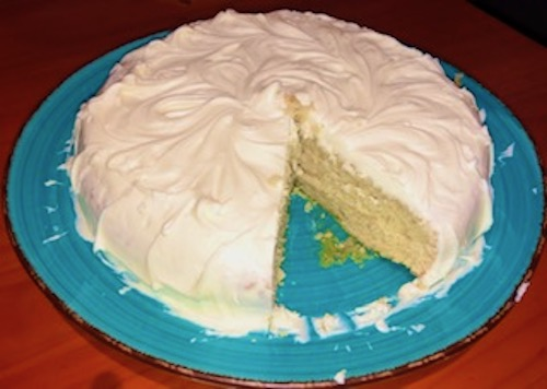 Jenny Can Cook Easy Yellow Cake