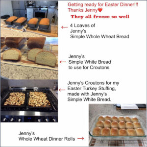 Jenny Can Cook Bread