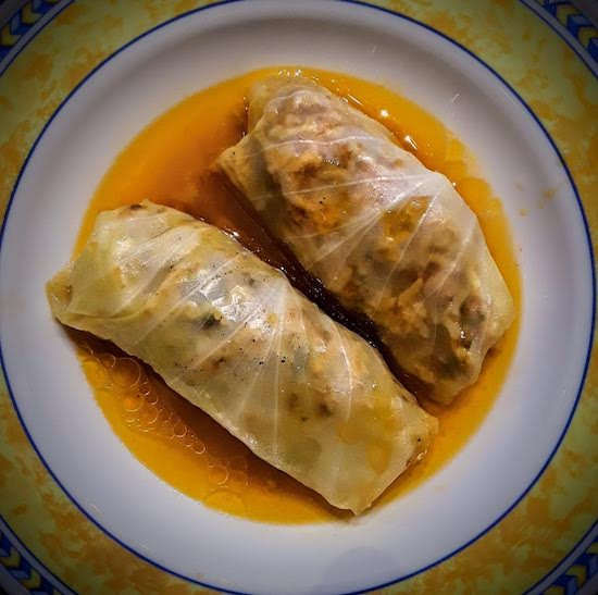 Jenny Can Cook Cabbage Rolls