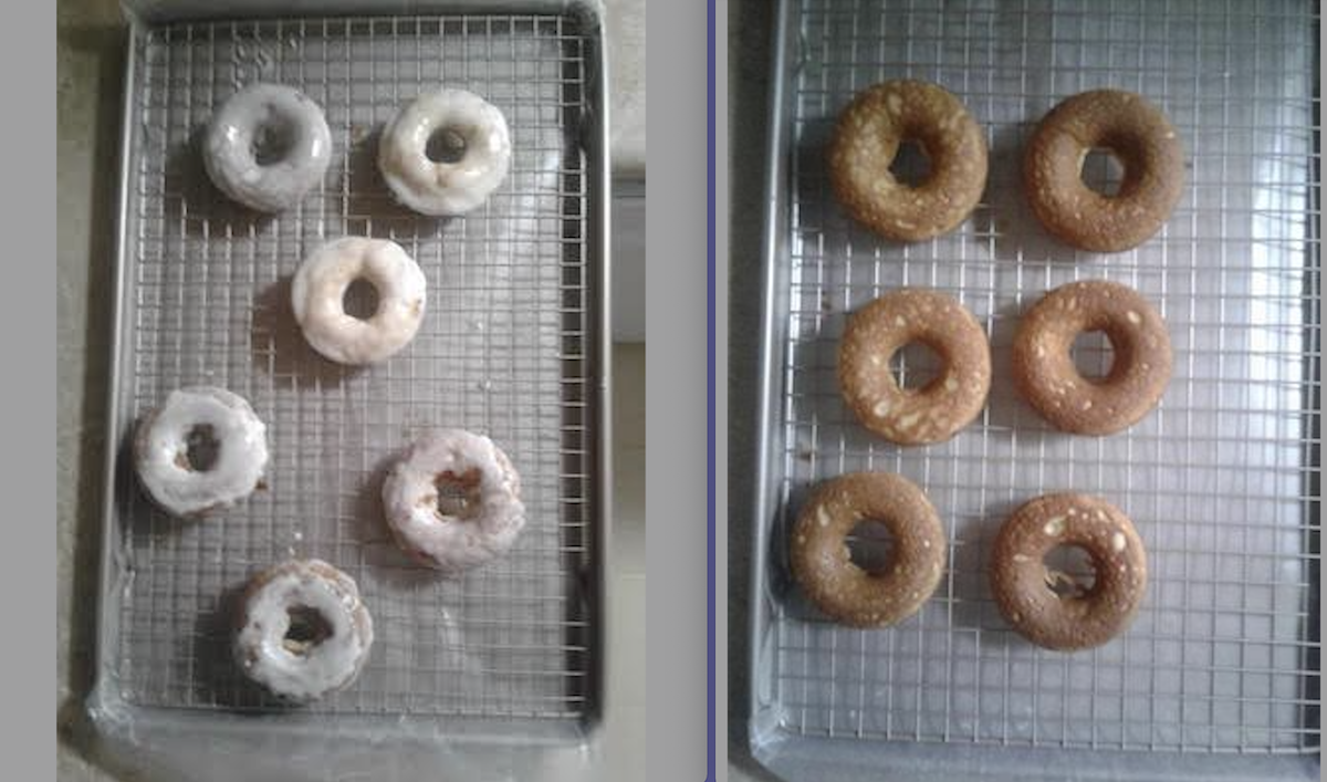 Oven Baked Donuts Jenny Can Cook