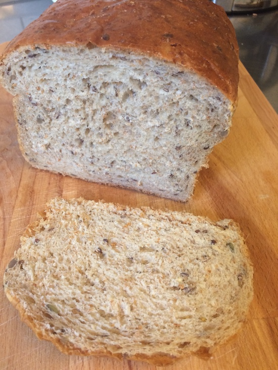 Jenny Can Cook Wheat Bread